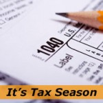 IRS - It's Tax Season