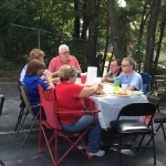 2014 Fall Office Cookout