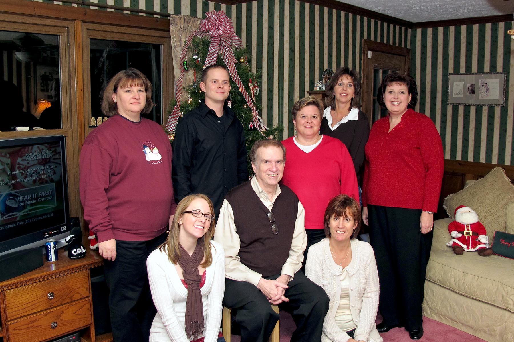 Loggins Christmas 2009
