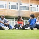 Freshmen on Campus