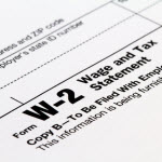 Form W-2 - canstockphoto5639900 - Cropped & Resized