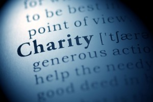 Charity - canstockphoto16357066